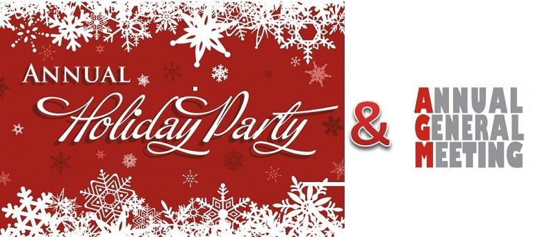 2017 AGM & Holiday Gathering